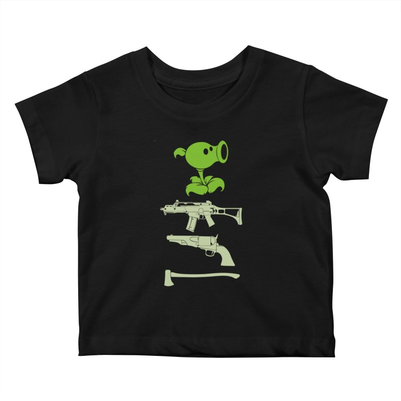 choose yours Kids Baby T-Shirt by hd's Artist Shop