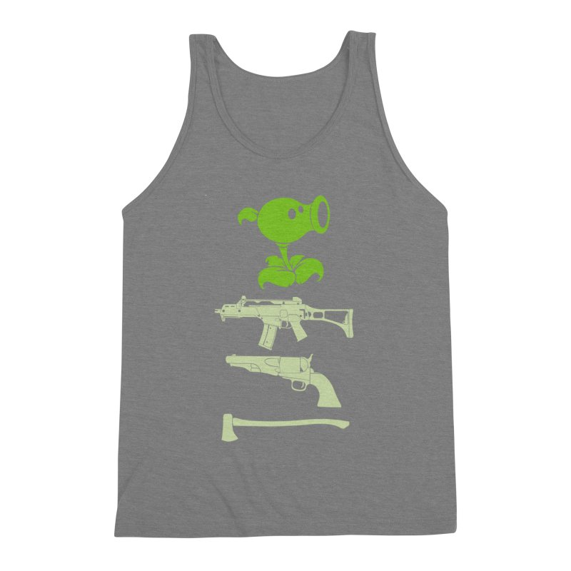 choose yours Men's Triblend Tank by hd's Artist Shop