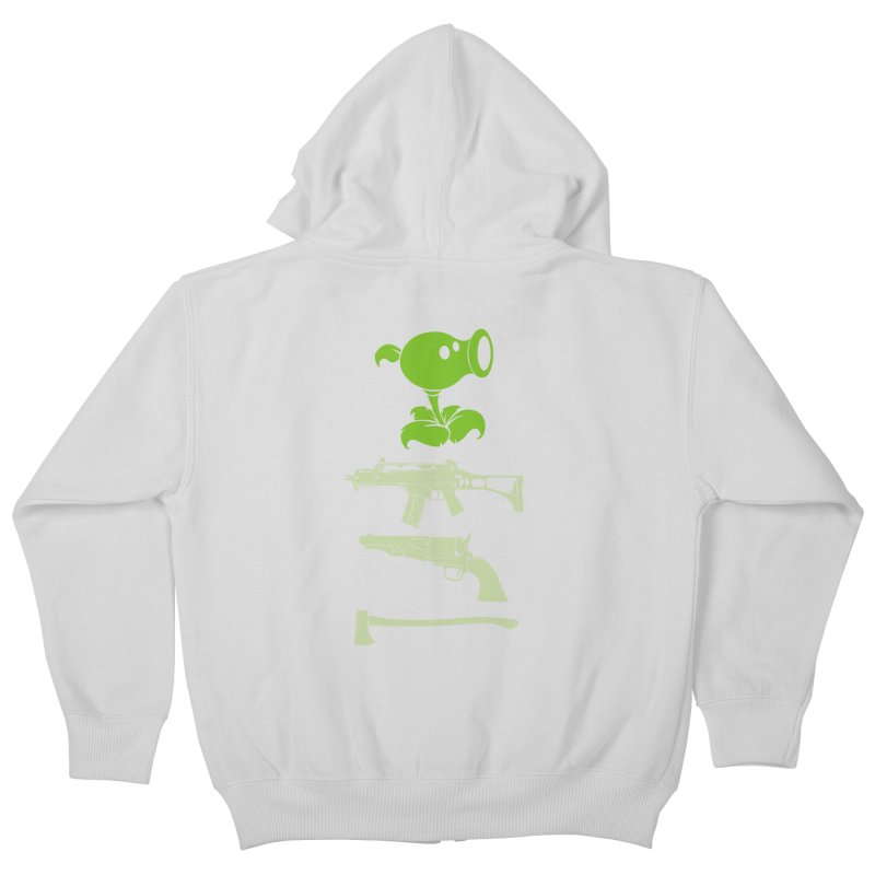 choose yours Kids Zip-Up Hoody by hd's Artist Shop