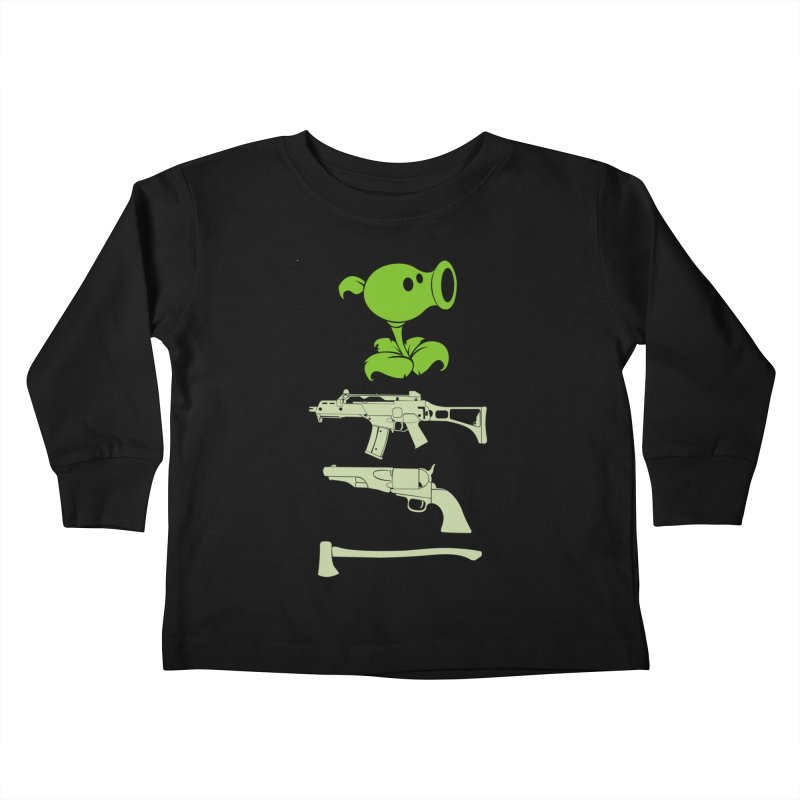 choose yours Kids Toddler Longsleeve T-Shirt by hd's Artist Shop