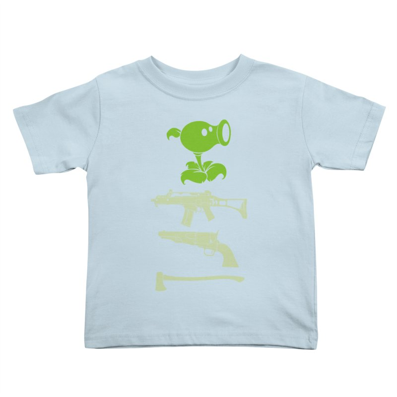 choose yours Kids Toddler T-Shirt by hd's Artist Shop