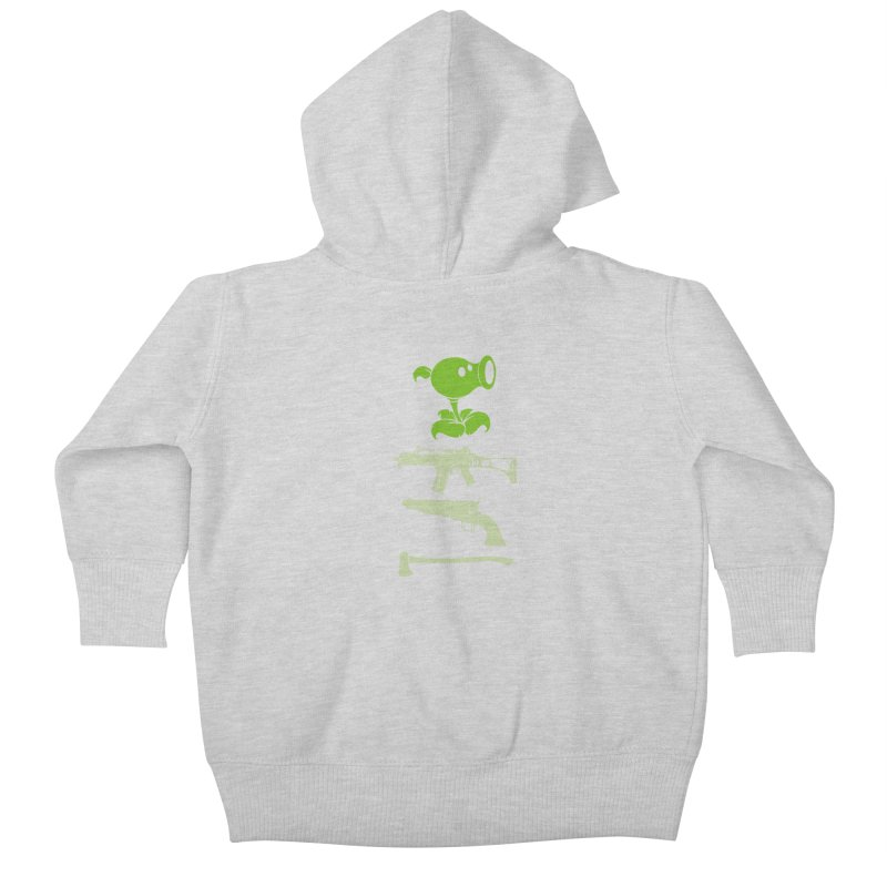 choose yours Kids Baby Zip-Up Hoody by hd's Artist Shop