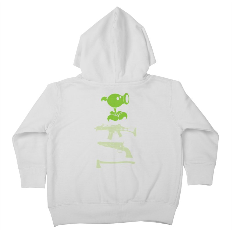choose yours Kids Toddler Zip-Up Hoody by hd's Artist Shop
