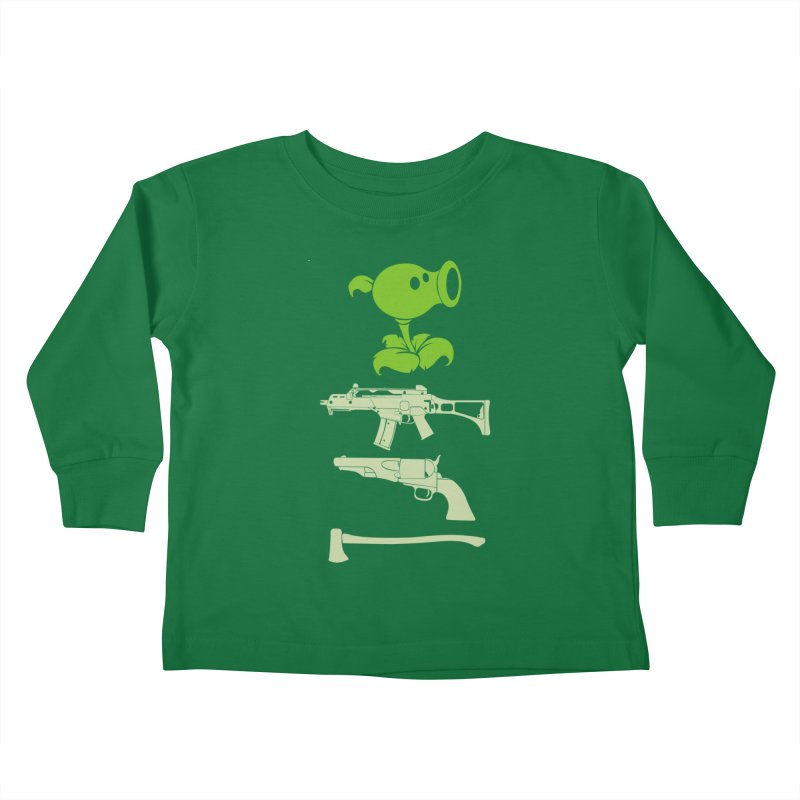 choose yours Kids Toddler Longsleeve T-Shirt by hd's Artist Shop