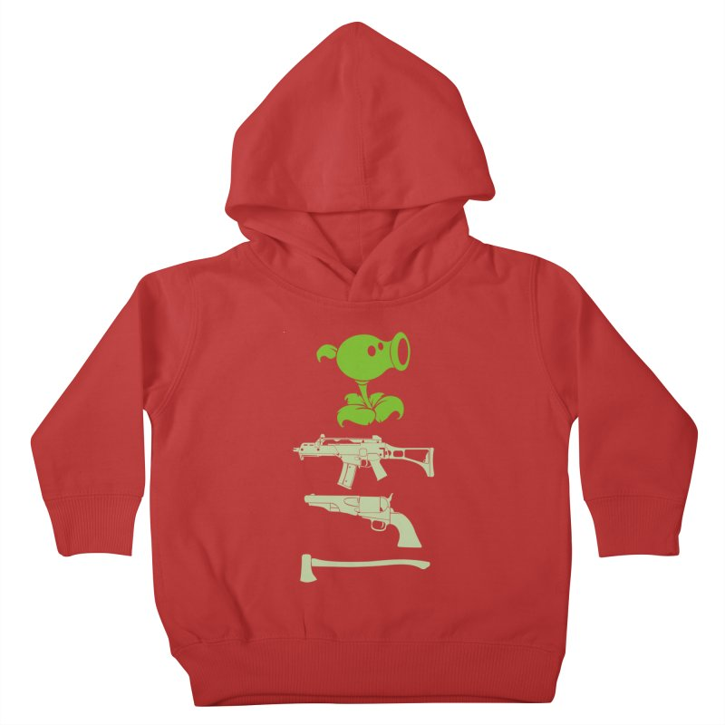 choose yours Kids Toddler Pullover Hoody by hd's Artist Shop