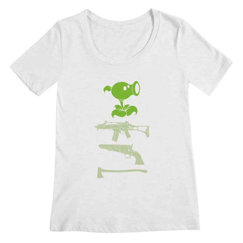 choose yours Women's Regular Scoop Neck by hd's Artist Shop