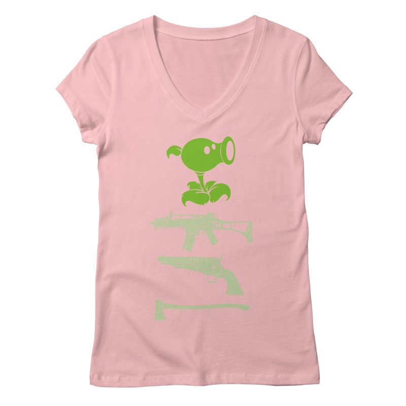 choose yours Women's V-Neck by hd's Artist Shop