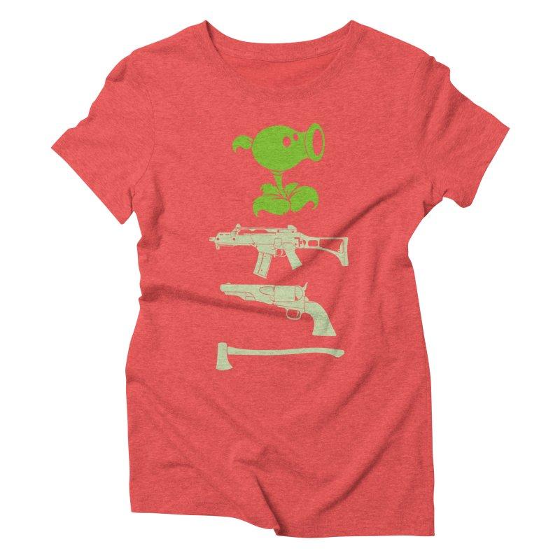 choose yours Women's Triblend T-Shirt by hd's Artist Shop