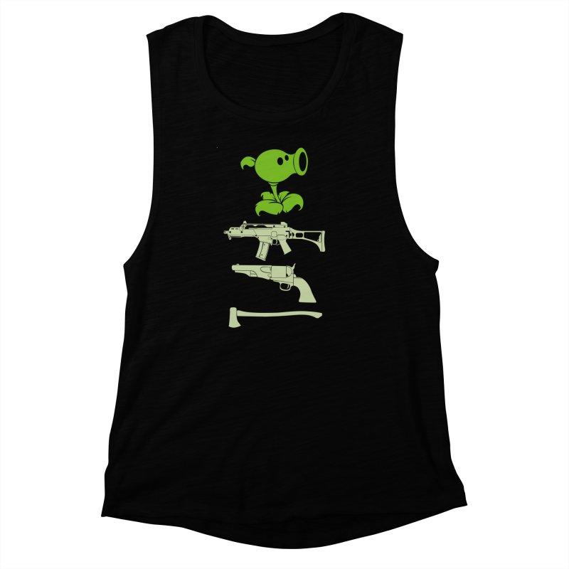 choose yours Women's Muscle Tank by hd's Artist Shop