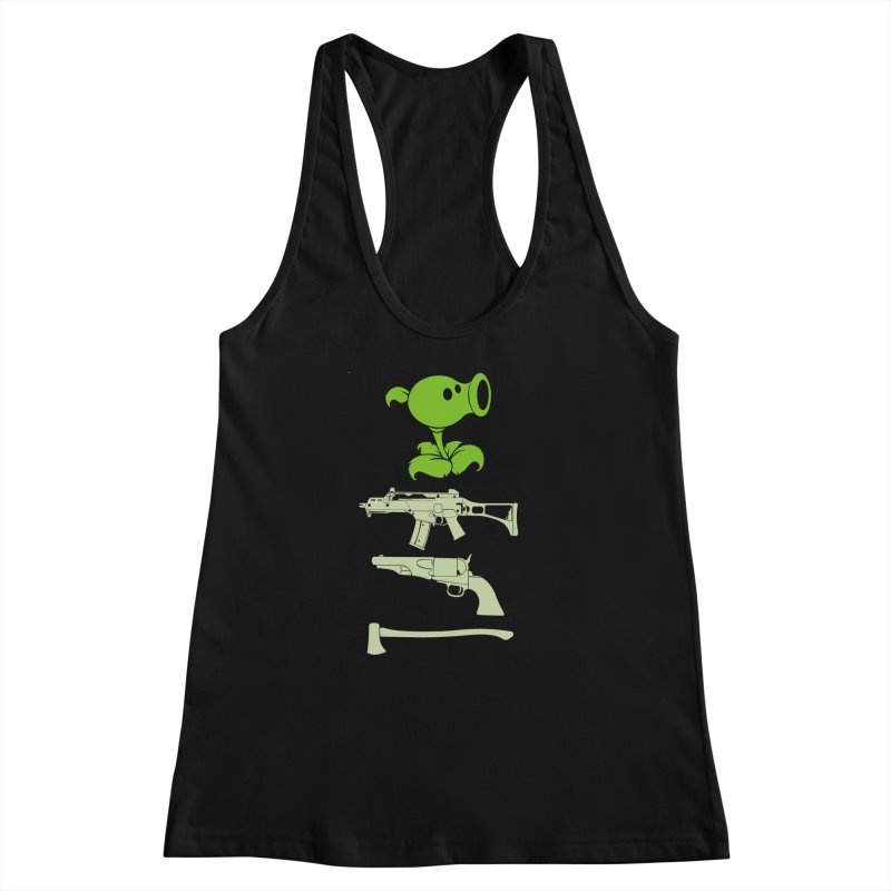 choose yours Women's Racerback Tank by hd's Artist Shop