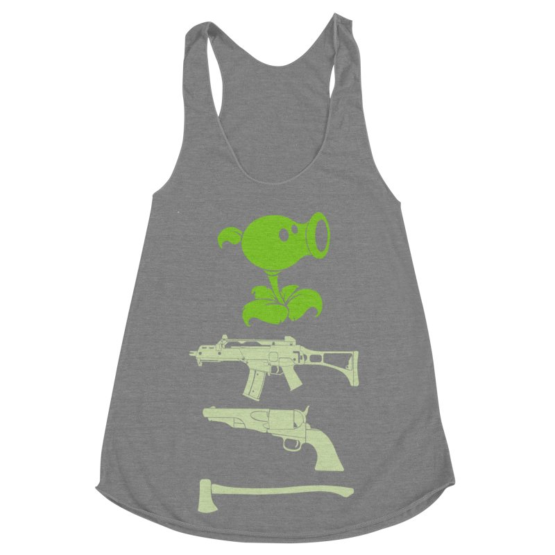 choose yours Women's Racerback Triblend Tank by hd's Artist Shop