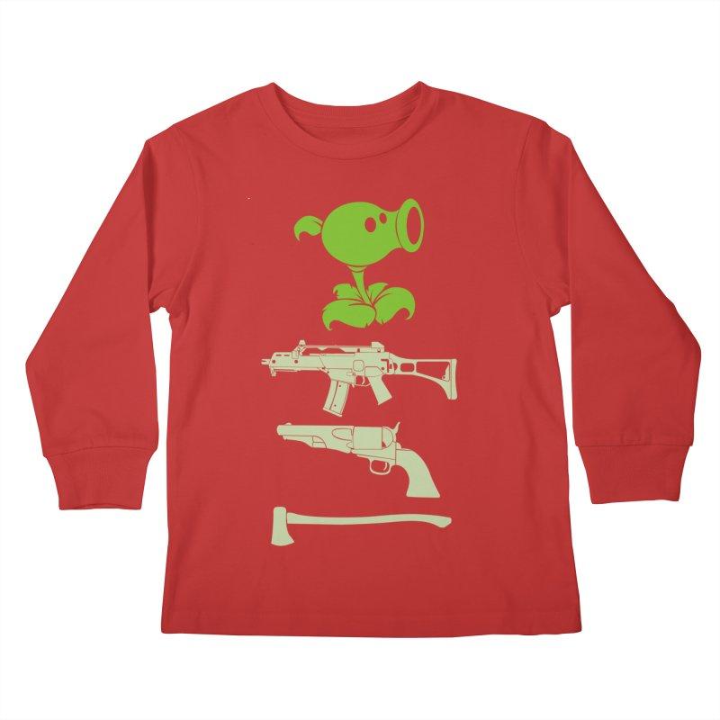 choose yours Kids Longsleeve T-Shirt by hd's Artist Shop