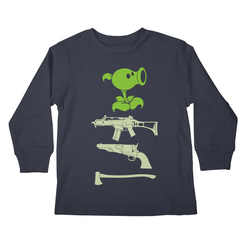 choose yours Kids Longsleeve T-Shirt by hd's Artist Shop