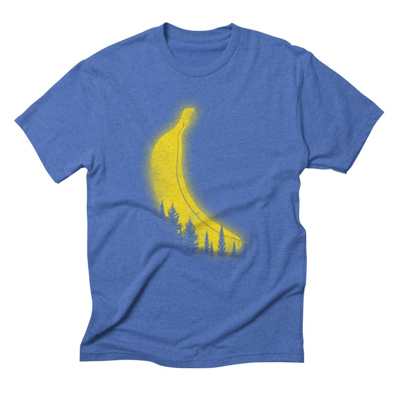 MOONana Men's T-Shirt by hd's Artist Shop