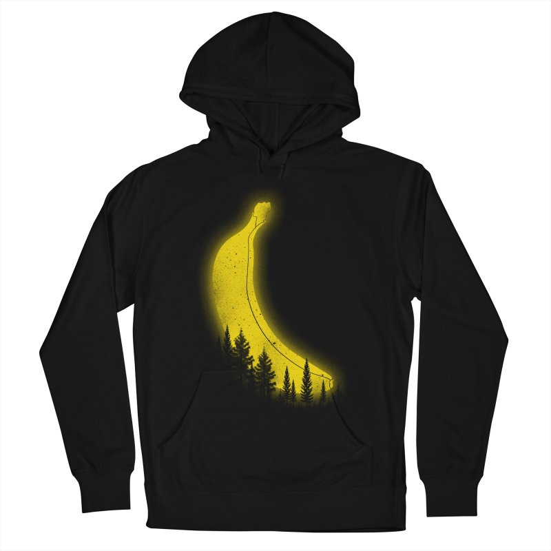 MOONana Men's Pullover Hoody by hd's Artist Shop