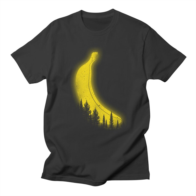 MOONana Men's Regular T-Shirt by hd's Artist Shop