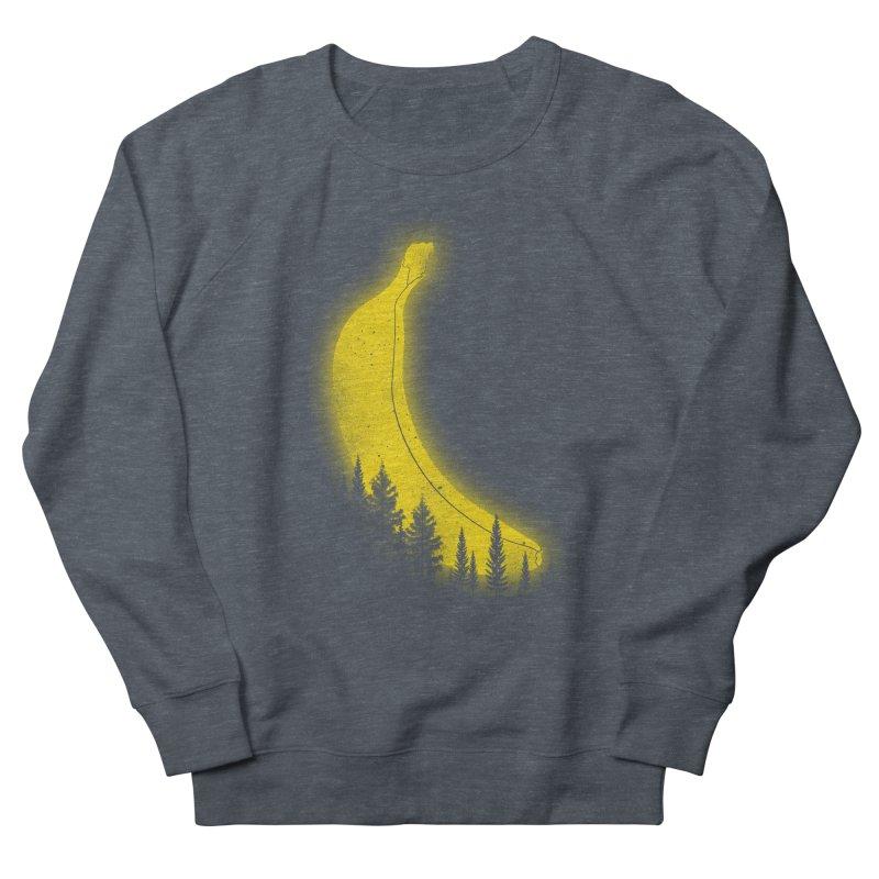 MOONana Men's Sweatshirt by hd's Artist Shop
