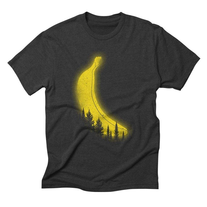 MOONana Men's Triblend T-Shirt by hd's Artist Shop
