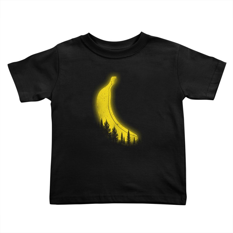 MOONana Kids Toddler T-Shirt by hd's Artist Shop