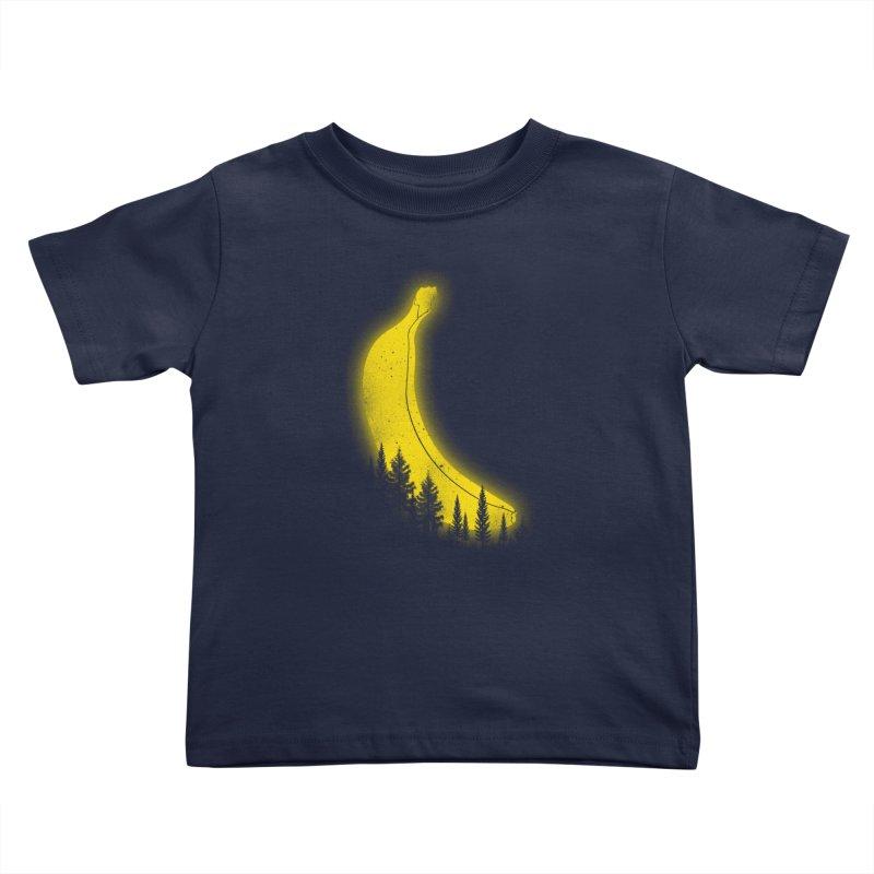 MOONana Kids Toddler T-Shirt by hd's Artist Shop