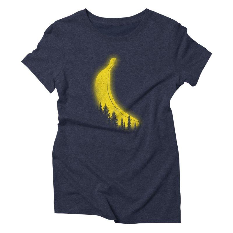 MOONana Women's T-Shirt by hd's Artist Shop
