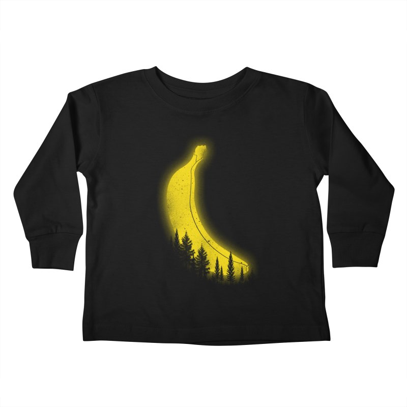 MOONana Kids Toddler Longsleeve T-Shirt by hd's Artist Shop