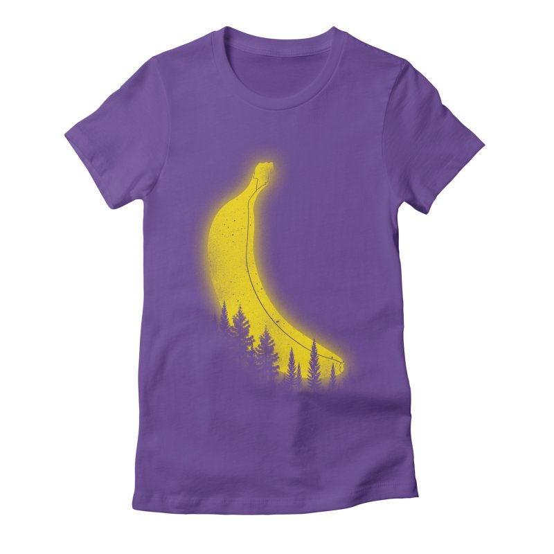 MOONana Women's T-Shirt by hd's Artist Shop