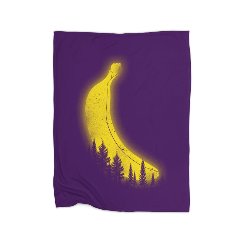 MOONana Home Blanket by hd's Artist Shop