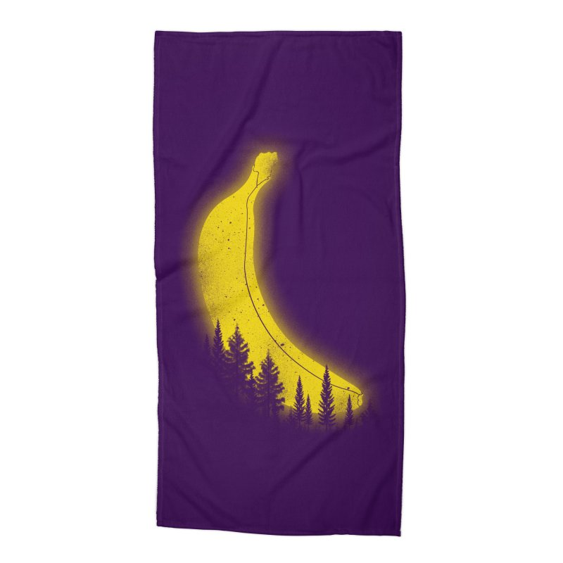 MOONana Accessories Beach Towel by hd's Artist Shop
