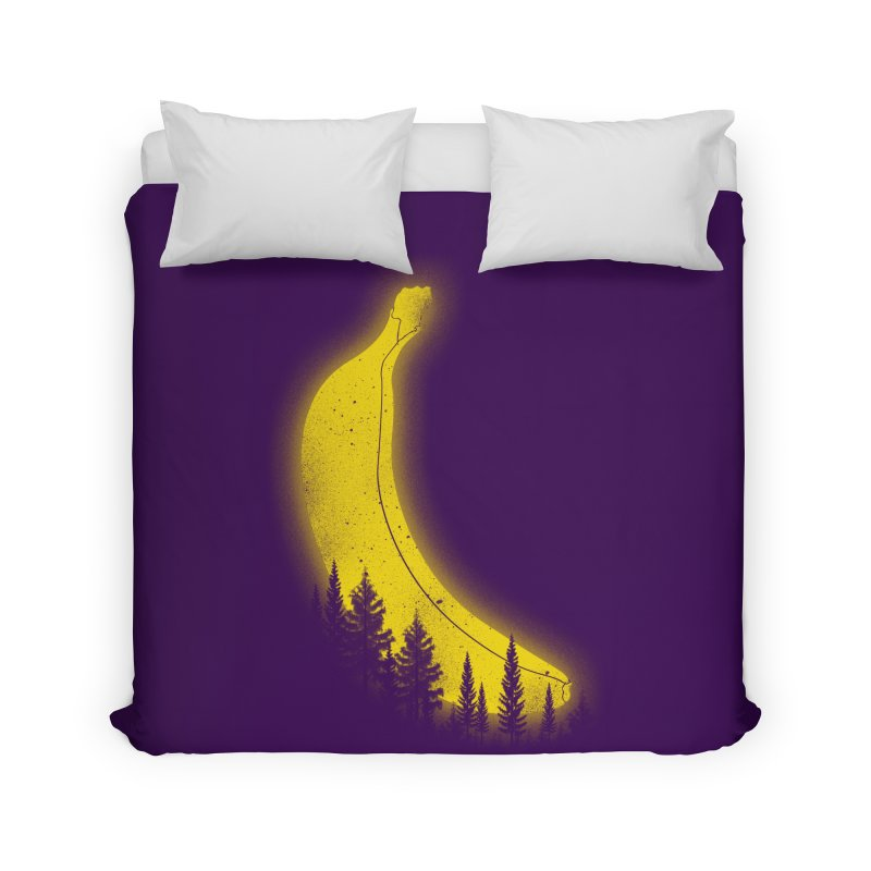 MOONana Home Duvet by hd's Artist Shop