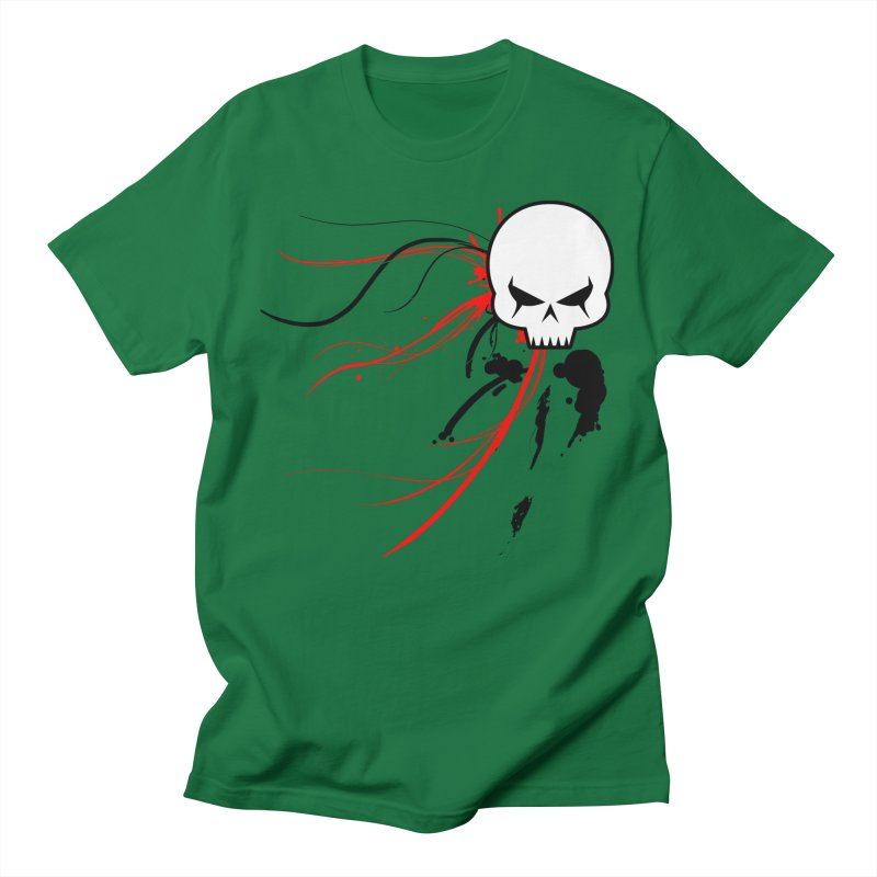 Cyber Skull Women's T-Shirt by Hect Dogg Ind.'s Artist Shop