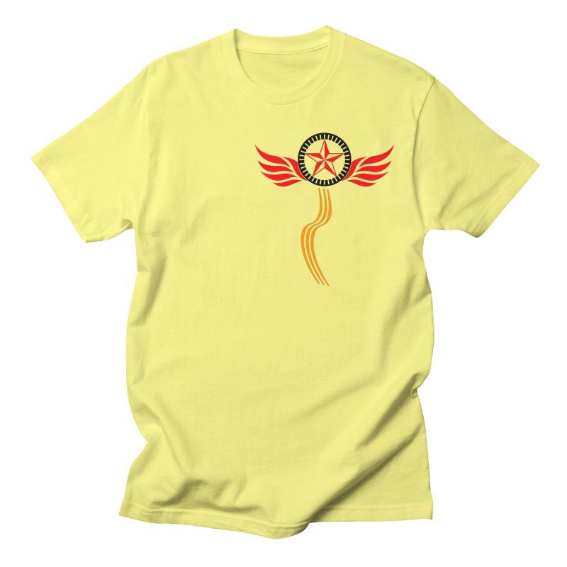 Flying High Men's Regular T-Shirt by Hect Dogg Ind.'s Artist Shop