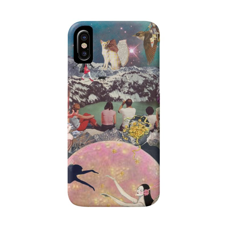Collage Inception Accessories Phone Case by heARTcart's Artist Shop
