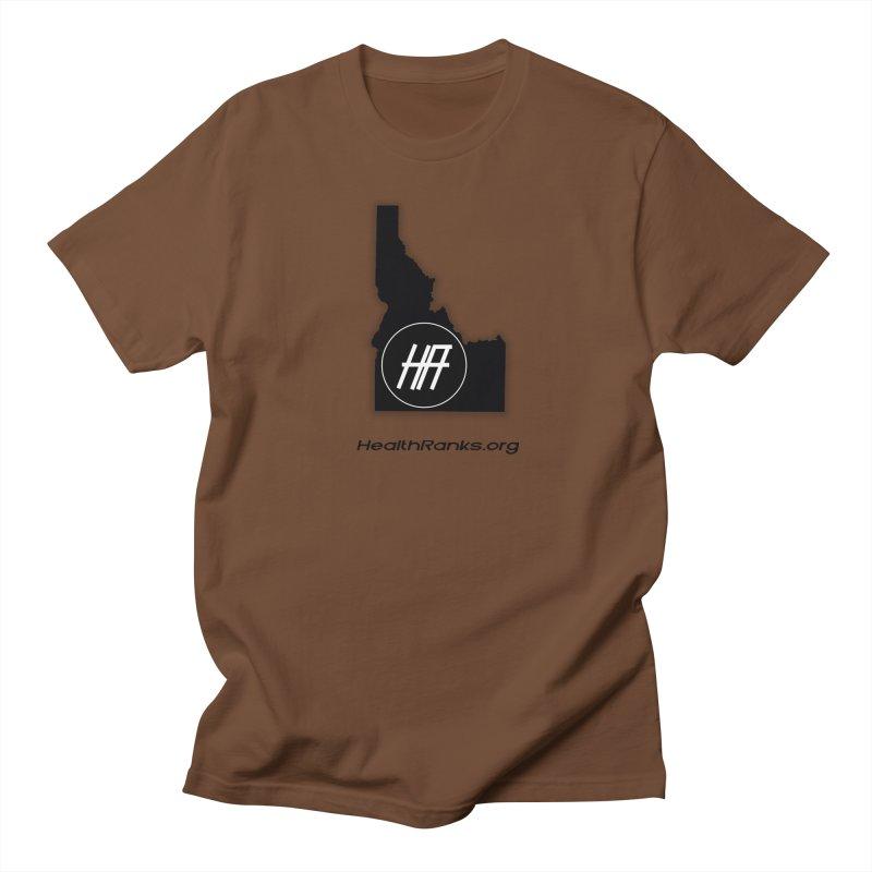 "HR ""idaho"" logo Women's Unisex T-Shirt by HealthRanks.org GEAR"