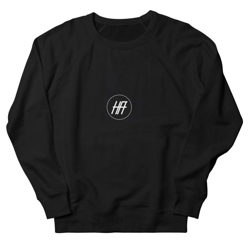 "HR ""idaho"" logo Women's French Terry Sweatshirt by HealthRanks.org GEAR"