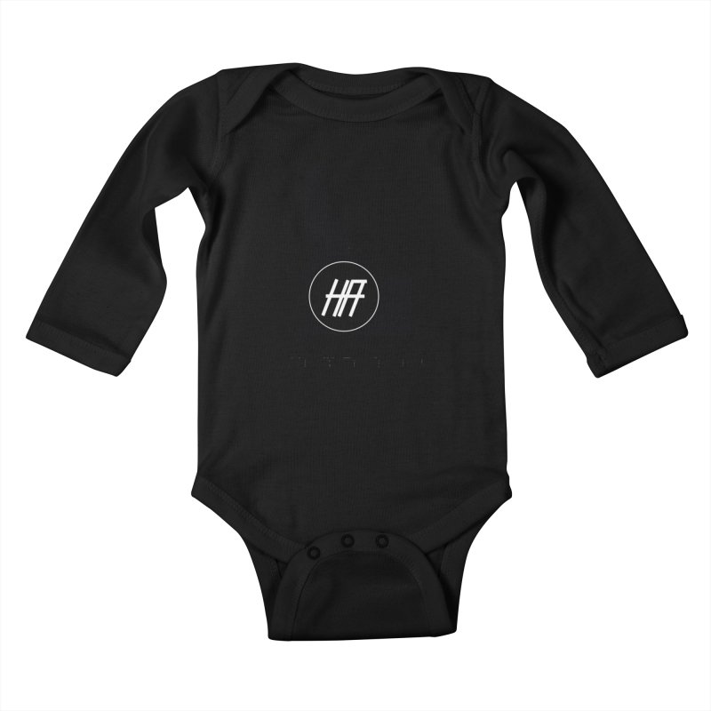 "HR ""idaho"" logo Kids Baby Longsleeve Bodysuit by HealthRanks.org GEAR"