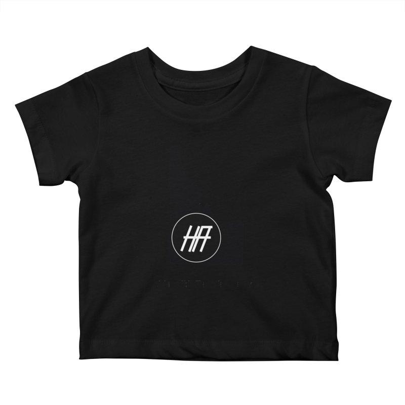 "HR ""idaho"" logo Kids Baby T-Shirt by HealthRanks.org GEAR"