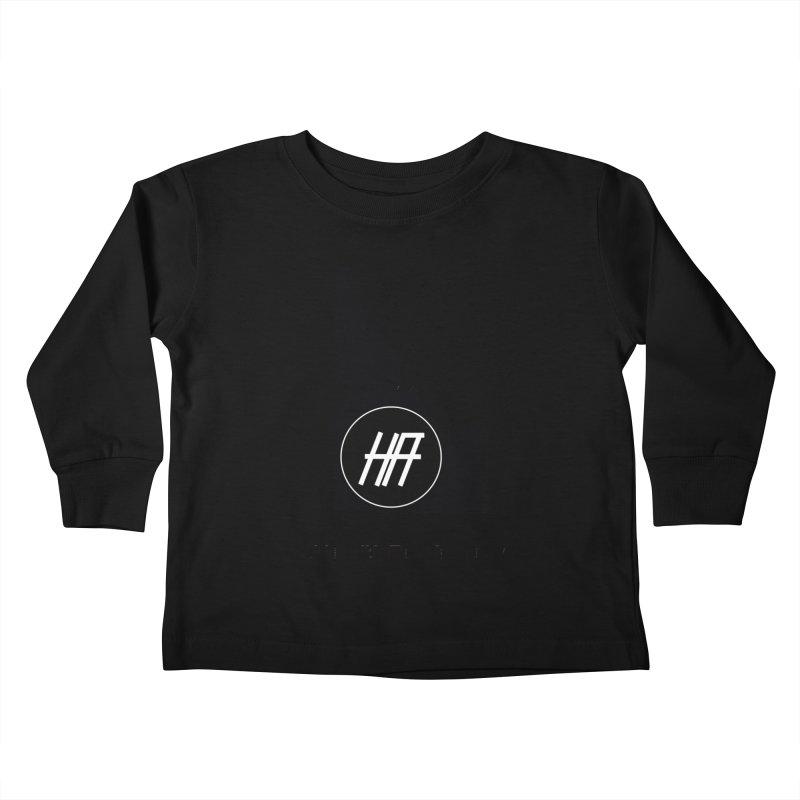 "HR ""idaho"" logo Kids Toddler Longsleeve T-Shirt by HealthRanks.org GEAR"