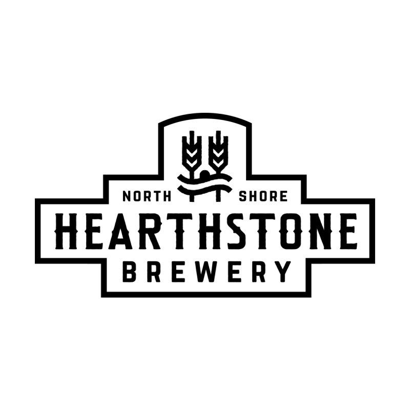 Hearthstone Brewery Logo by Hearthstone Brewery's Shop