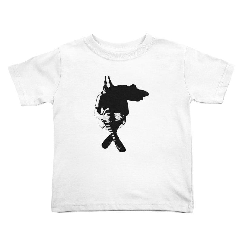 Suspense Kids Toddler T-Shirt by Make Art Eat Pudding