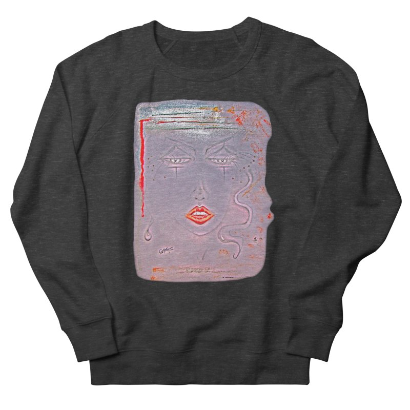 Sleepy Women's Sweatshirt by Make Art Eat Pudding