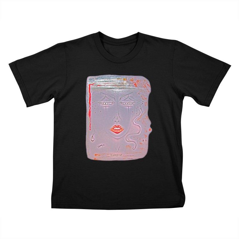 Sleepy Kids T-Shirt by Make Art Eat Pudding
