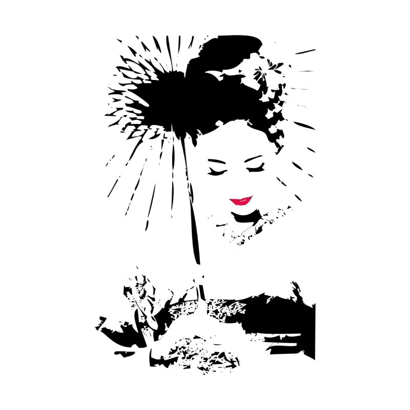 Geisha by heavybrush's Artist Shop
