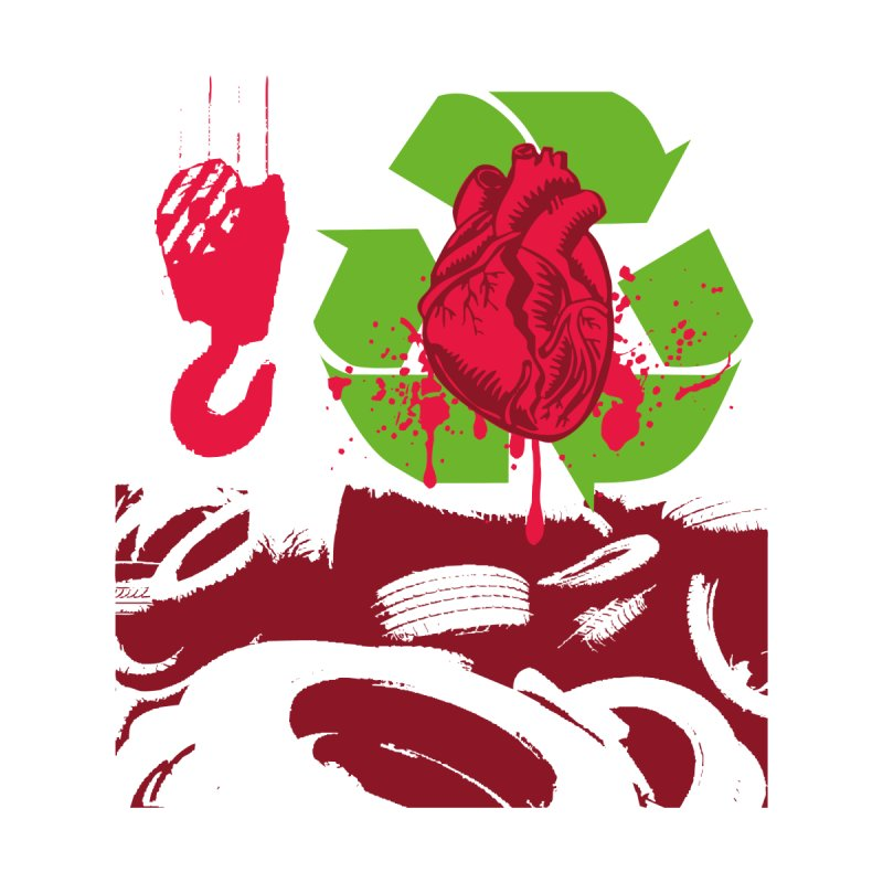 Recycle your Heart   by heavybrush's Artist Shop
