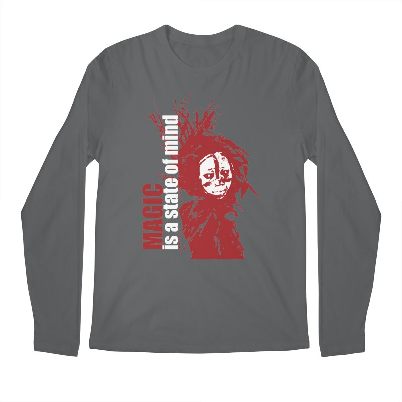 Voodoo Men's Longsleeve T-Shirt by heavybrush's Artist Shop