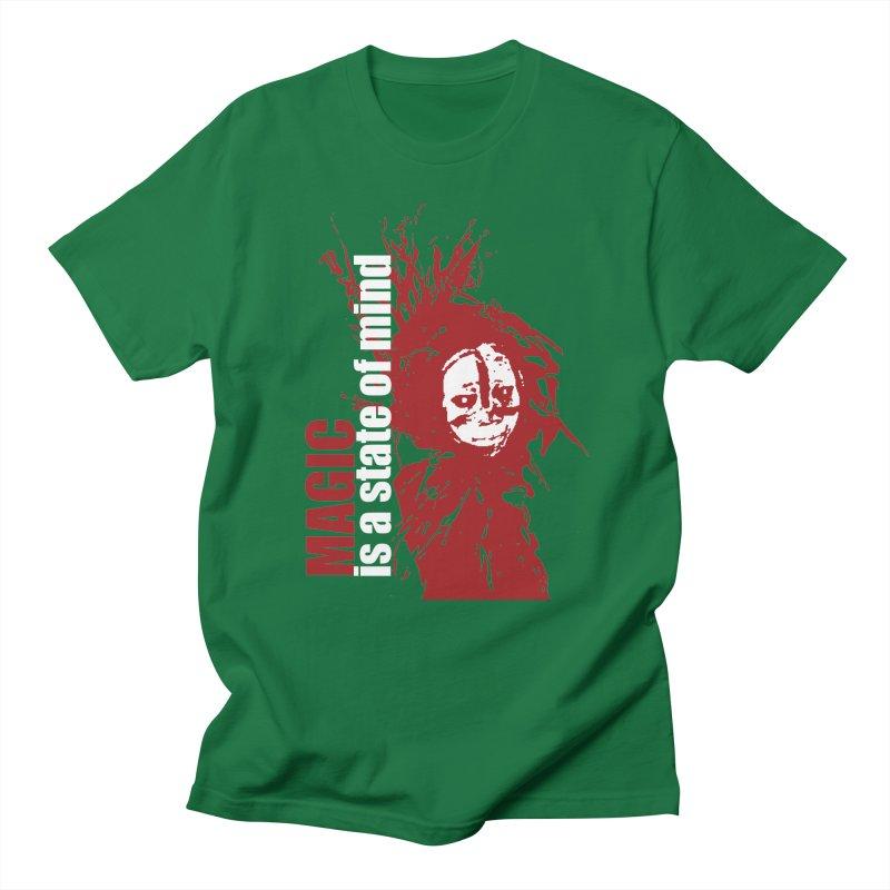 Voodoo Men's Regular T-Shirt by heavybrush's Artist Shop