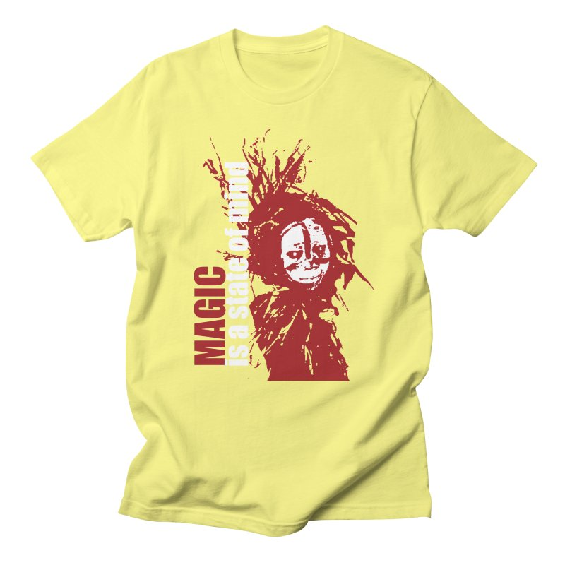 Voodoo Women's Regular Unisex T-Shirt by heavybrush's Artist Shop