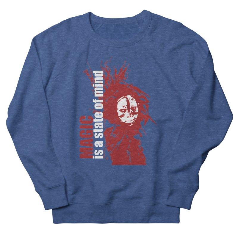 Voodoo Women's French Terry Sweatshirt by heavybrush's Artist Shop
