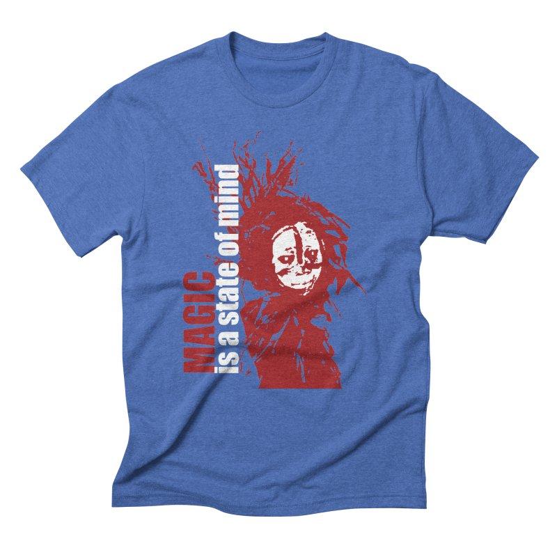 Voodoo Men's Triblend T-Shirt by heavybrush's Artist Shop