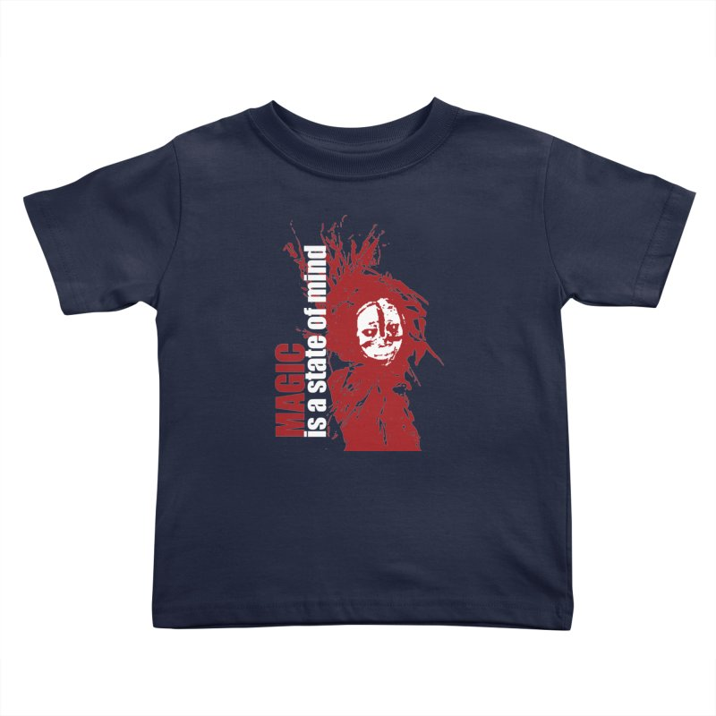 Voodoo Kids Toddler T-Shirt by heavybrush's Artist Shop